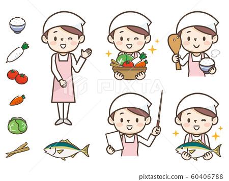 廚師套裝 60406788