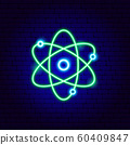 Green Science Neon Sign 60409847