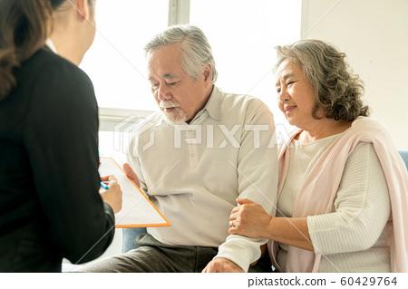 老年夫婦生活方式諮詢 60429764