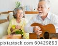 가족 라이프 스타일 음악 60429893