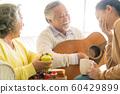가족 라이프 스타일 음악 60429899