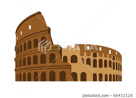 이탈리아 로마 / 콜로세움 | 세계의 유명한 건축물 (유적 · 건물 · 세계 유산 · 랜드 마크) 60432128