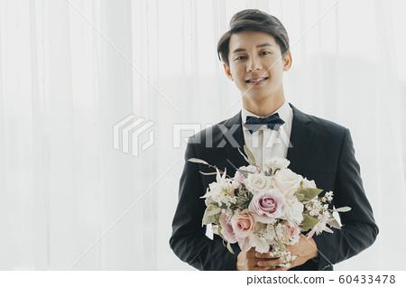 男士新娘 60433478