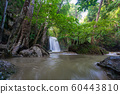 Waterfalls In Deep Forest 60443810