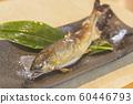 鹽烤香魚 60446793