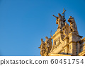 Statues on the facade of San Giovanni in Laterano 60451754