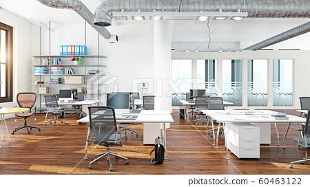 Modern  office interior design 60463122