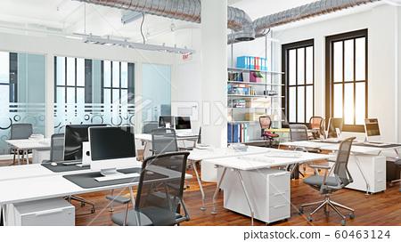 Modern  office interior design 60463124