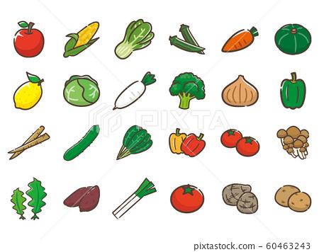 蔬菜 60463243