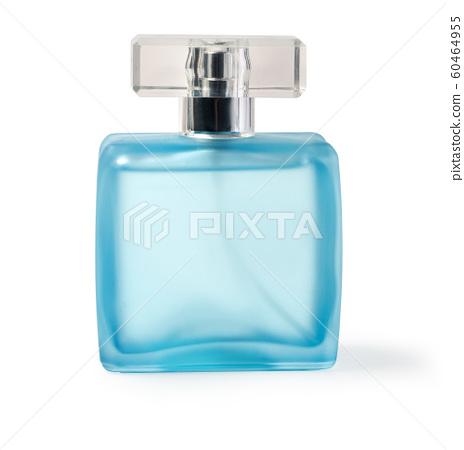 perfume in beautiful bottle 60464955