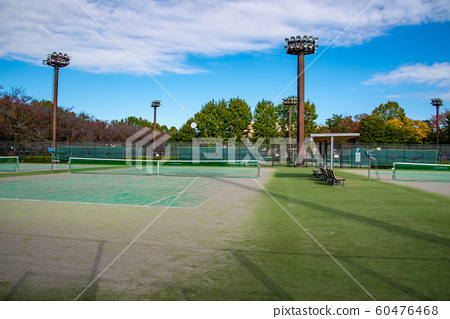 網球場 60476468