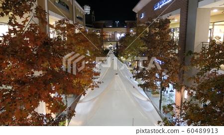 쇼핑몰 가을 60489913
