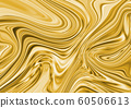 Modern liquid gold flowing texture abstract background 60506613