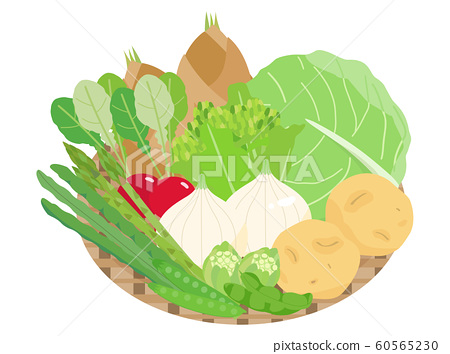 春季蔬菜套裝 60565230