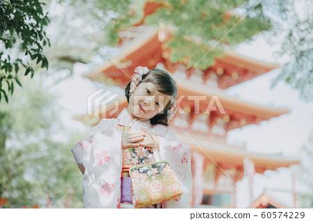소녀시 치고 산 인물 촬영 협조 : 高幡不動 존 60574229