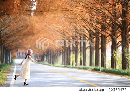 아름다운길,가을여행,모래재 60576472