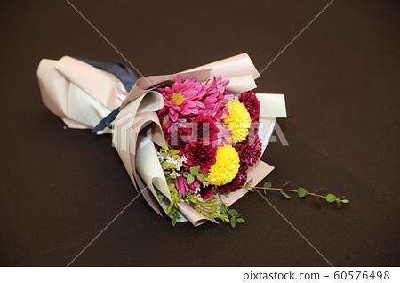 꽃다발, 꽃다발누끼사진, 미니꽃다발, 60576498