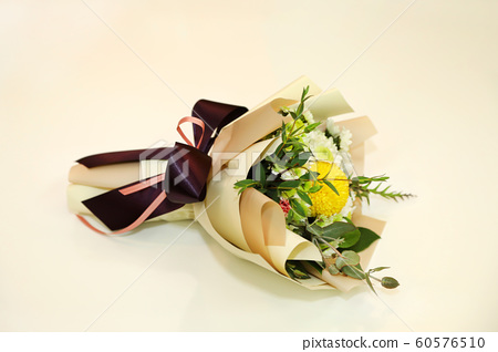 꽃다발, 꽃다발누끼사진, 미니꽃다발, 60576510