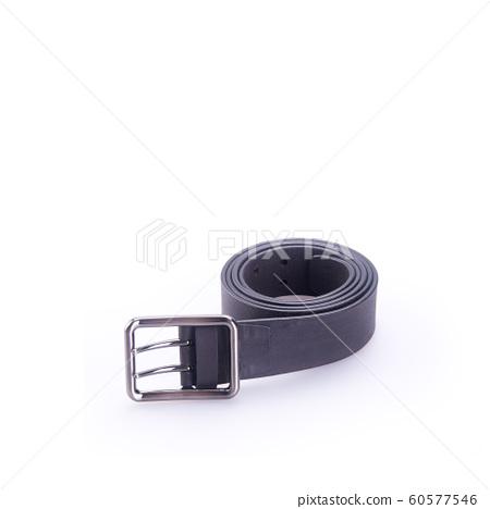 belt or black colour belts for men's on background 60577546