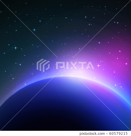Abstract space Background 60579215
