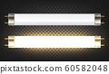 Lighting Electrical Energy Fluorescent Lamp Vector 60582048