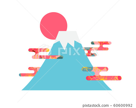 現代富士山 60600992