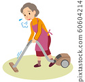 老年人用吸塵器Locomo 60604214