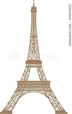 Eiffel Tower 60604691