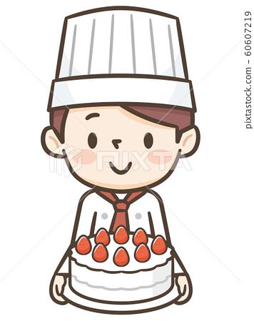 Pastry women 60607219