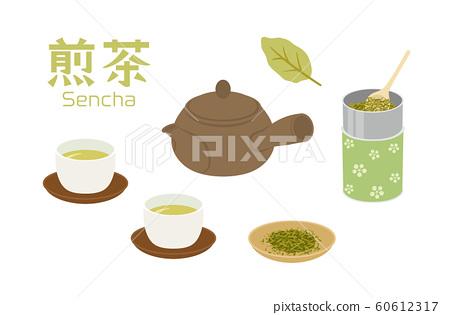 煎茶插圖集 60612317