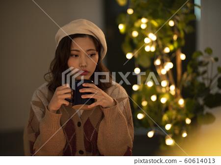 여성 티타임 겨울 60614013