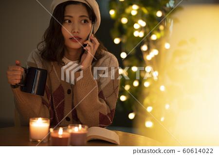 여성 티타임 겨울 60614022