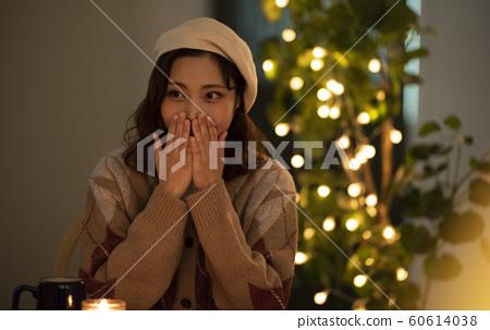 여성 티타임 겨울 60614038
