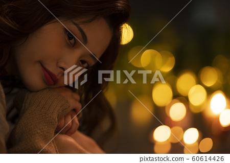 여성 뷰티 겨울 60614426