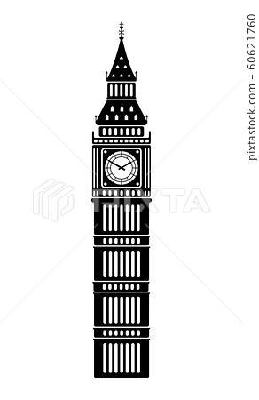 倫敦,英國/大笨鐘|世界著名的建築物(廢墟,建築物,世界遺產,地標) 60621760