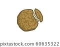 biscuit pieces logo design inspiration 60635322