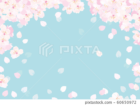 櫻桃背景例證 60650972