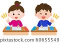 초등학생 수업 남녀 성적 업 60655549