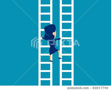 Exchange ladder direction. business career 60657740
