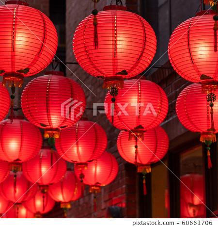 燈籠台灣農曆新年燈籠農曆新年燈籠 60661706