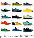 Sneaker shoes collection 60664073
