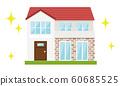 집 하우스 집 주택 신축 60685525