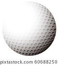 高爾夫球 60688250