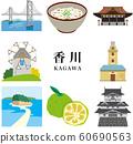 Kagawa Prefecture Tourism Travel Spot 60690563