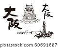 大阪刷字符 60691687