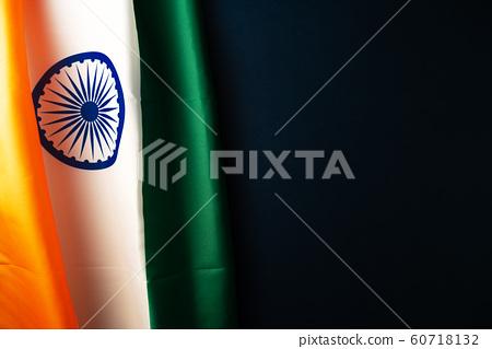 India Republic Day Celebration on January 26, Indian national day, India flag 60718132