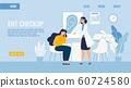 Flat Landing Page Medical ENT Checkup Service 60724580