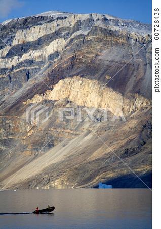 Blomsterbugten in Franz Joseph Fjord - Greenland 60728438
