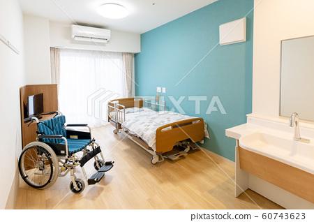 療養院療養院醫療保健福利護理形象 60743623