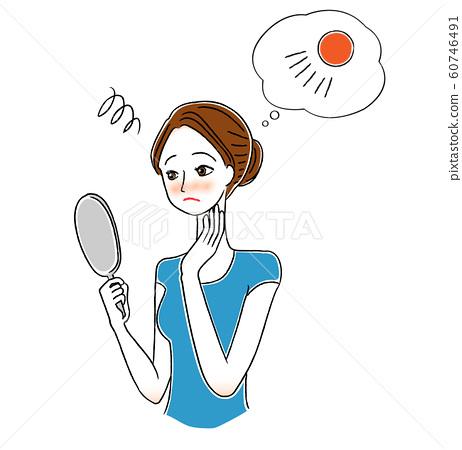 女性护肤UV UV 60746491